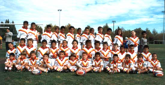 Ecole : Groupes XIII CATALAN 2003-2004